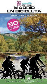 (2 Ed) Madrid En Bicicleta - 50 Rutas Para Todos Los Niveles - Bernard Datcharry / Valeria H. Mardones