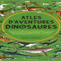 ATLES D'AVENTURES DINOSAURES