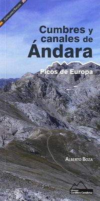 CUMBRES Y CANALES DE ANDARA - PICOS DE EUROPA