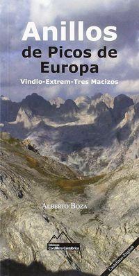 ANILLOS DE PICOS DE EUROPA - VINDIO-EXTREM-TRES MACIZOS