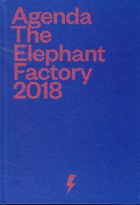 AGENDA THE ELEPHANT FACTORY 2018 (CASTELLANO)