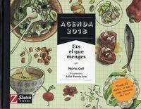 2018 AGENDA - ETS EL QUE MENGES