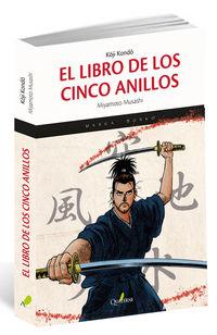 Libro De Los Cinco Anillos, El (manga) - Miyamoto Musashi