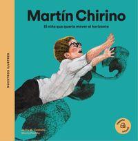 MARTIN CHIRINO - NUESTROS ILUSTRES