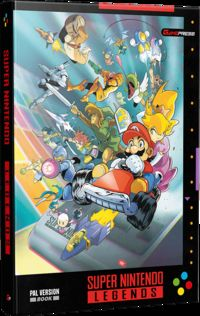 Super Nintendo Legends - Jose Angel Ciudad Moreno / Jose Antonio Moreno Ceresuela