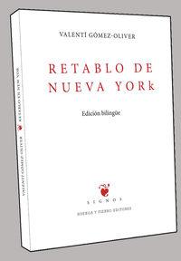 RETABLO DE NUEVA YORK