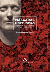 MASCARAS MORTUORIAS