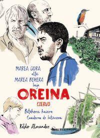 OREINA - MAREA GORA, MAREA BEHERA OREINA BITAKORA KAIERA