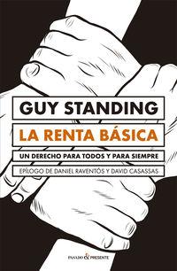 La renta basica - Guy Standing