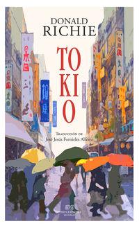 Tokio - Donald Richie