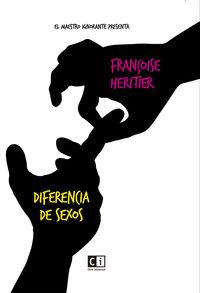 diferencia de sexos - Fran‡oise Heritier