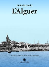 L'alguer - Casalis Goffredo