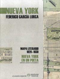 NUEVA YORK EN UN POETA - MAPA LITERARIO 1929-1930