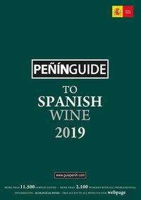 2019 PEÑIN GUIDE TO SPANISH WINE