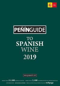 2019 PEÑIN GUIDE TO SPANISH WINE