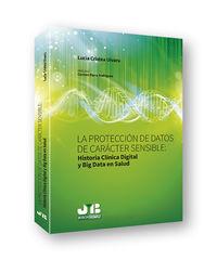 PROTECCION DE DATOS DE CARACTER SENSIBLE, LA - HISTORIA CLINICA DIGITAL Y BIG DATA EN SALUD