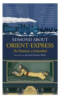 Orient Express - Edmond About