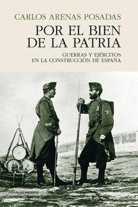 Por El Bien De La Patria - Carlos Arenas
