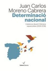 Determinacio Nacional - Juan Carlos Moreno Cabrera