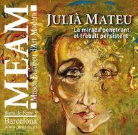 JULIA MATEU - LA MIRADA PENETRANT, EL TREBALL PERSISTENT