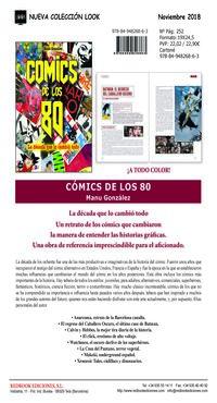 COMICS DE LOS 80 - LA DECADA QUE LO CAMBIO TODO
