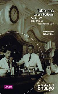 TABERNAS - BARES Y BODEGAS - DESDE 1900 A LOS AÑOS 50