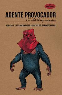 agente provocador 8 (a wild thing magazine) - Aa. Vv.