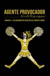 agente provocador 9 (a wild thing magazine) - Aa. Vv.