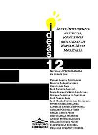 Sobre Inteligencia Artificial, ¿conciencia Artificial?, De Natalia Lopez Moratalla - Natalia Lopez Moratalla
