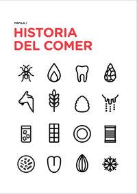 Historia Del Comer - Papila