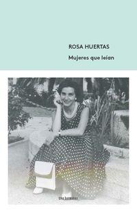 Mujeres Que Leian - Rosa Huertas