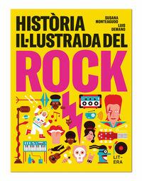 HISTORIA ILLUSTRADA DEL ROCK (CAT)
