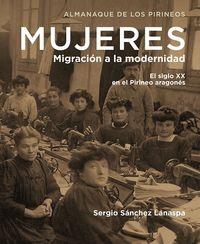 MUJERES - MIGRACION A LA MODERNIDAD