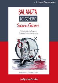 Balanza De Genero - Susana Gisbert