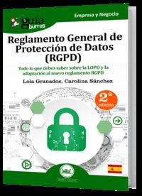 Reglamento General De Proteccion De Datos (rgpd) - Lola Granados / Carolina Sanchez