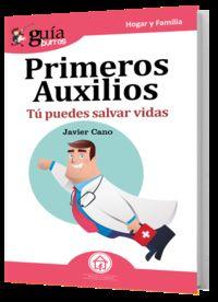 GUIA BURROS PRIMEROS AUXILIOS - TU PUEDES SALVAR VIDAS
