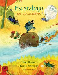 Escarabajo De Vacaciones - Pep Bruno