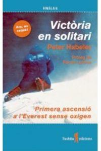 Victoria En Solitari - Peter Habeler
