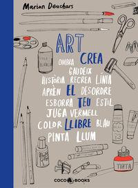 Art, Crea El Teu Llibre - Marion Deuchars