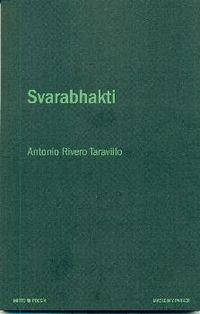 Svarabhakti - Antonio Rivero Taravillo