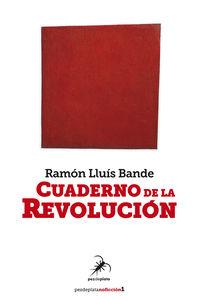 CUADERNO DE LA REVOLUCION