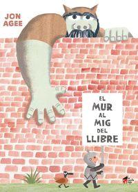 MUR AL MIG DEL LLIBRE, EL (CAT)