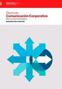 Diseño De Corporacion Corporativa - Marca Y Diseño Estrategico - Sebastian Garcia Garrido