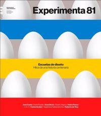 EXPERIMENTA 81 - ESCUELAS DE DISEÑO