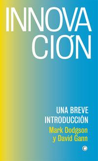 INNOVACION - UNA BREVE INTRODUCCION