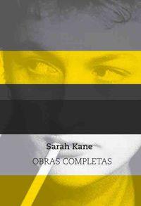 SARAH KANE (OBRAS COMPLETAS)