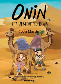 onin eta afrikarako bidaia - Ibon Martin Alvarez