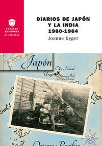 DIARIOS DE JAPON Y LA INDIA (1960-1964)