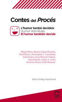 CONTES DEL PROCES - L'HUMOR TAMBE DECIDEIX / HUMOR ALSO RULES / EL HUMOR TAMBIEN DECIDE