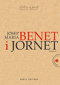 JOSEP MARIA BENET I JORNET (1963-2010)